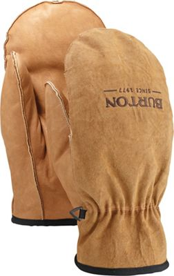 Burton Men's Work Horse Leather Mitt
