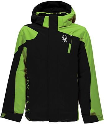 Spyder Boys' Guard Jacket