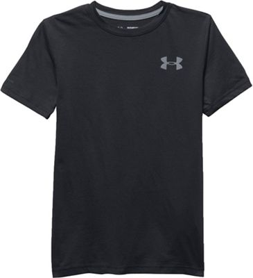 Under Armour Boys' Charged Cotton SS T