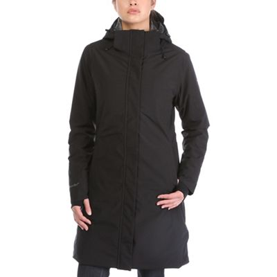 Moosejaw Women's Longer Mt. Elliott Insulated Waterproof Parka