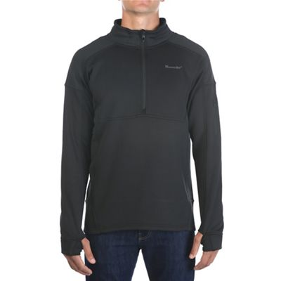 Moosejaw Men's Woodbridge 1/2 Zip Stretch Fleece