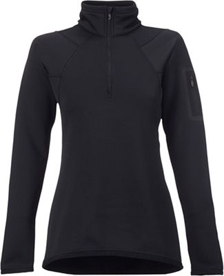 Burton Women's [ak] Lift Half Zip Fleece Top