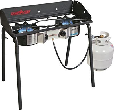 Camp Chef Explorer 2X 2 Burner Stove