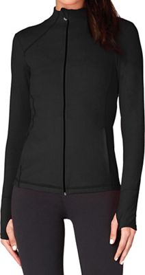 Beyond Yoga Women's Fitted Mock Neck Jacket