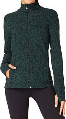 Beyond Yoga Women's Spacedye Pleated Back Jacket