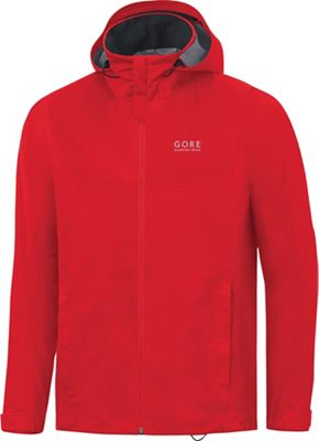 Gore Wear Men's Essential Gore-tex Active Shell Hooded Jacket