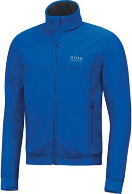 Gore Running Wear Men's Essential Gore Windstopper Jacket