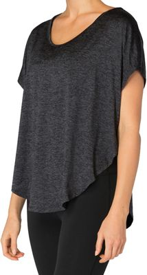 Beyond Yoga Women's Featherweight Spacedye Scalloped Tee
