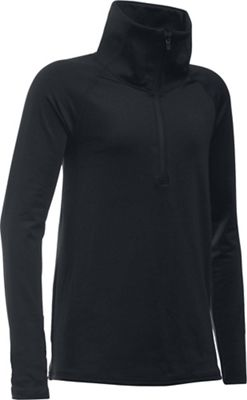 Under Armour Girls' ColdGear Armour 1/2 Zip Top
