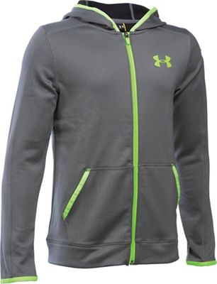 Under Armour Boys' ColdGear Fusion Full Zip Hooded