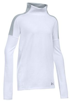 Under Armour Girls' Cozy ColdGear LS Top
