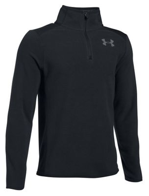 Under Armour Boys' Infrared Fleece 1/4 Zip Top