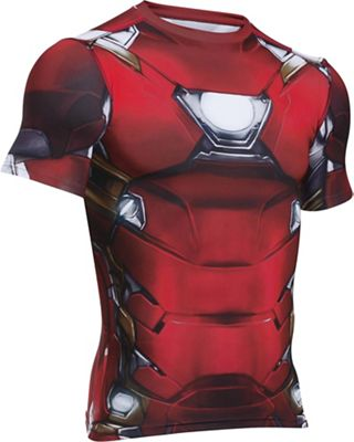 Under Armour Men's Iron Man Suit SS Tee