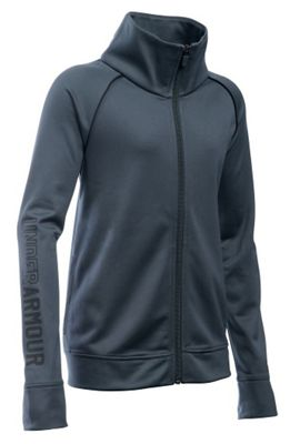 Under Armour Girls' Rival Warm Up Jacket
