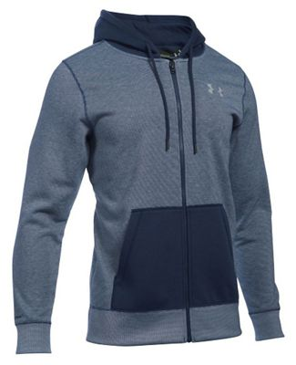 Under Armour Men's Storm Rival Cotton Novelty Full Zip Hoodie