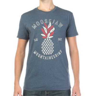 Moosejaw Men's Party All the Time Vintage Slim SS Tee