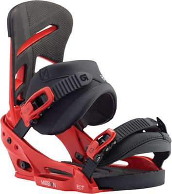 Burton Men's Mission EST Snowboard Binding