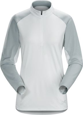 Arcteryx Women's Skeena Zip Neck LS Top