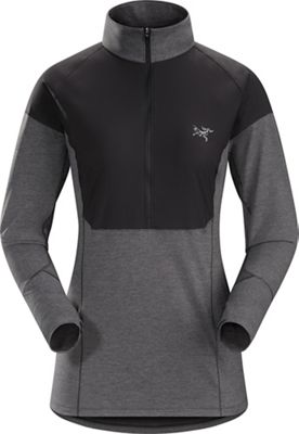 Arcteryx Women's Taema Zip Neck LS Top