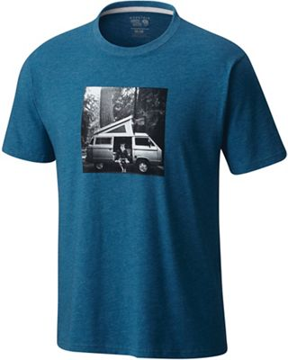 Mountain Hardwear Men's A Man and His Van SS Tee