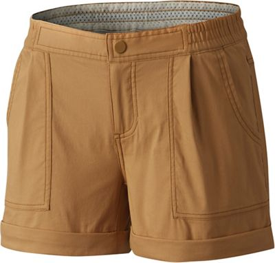 Mountain Hardwear Women's AP Scrambler 4 Inch Short