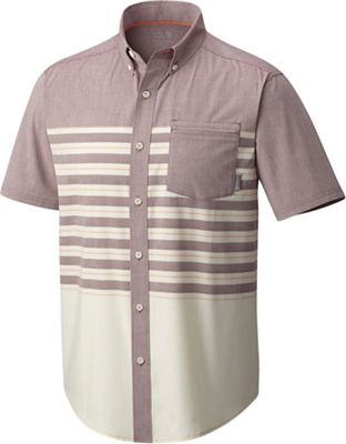 Mountain Hardwear Men's Axton AC SS Shirt