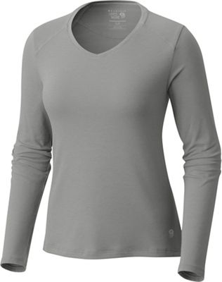 Mountain Hardwear Women's Coolhiker AC LS Tee