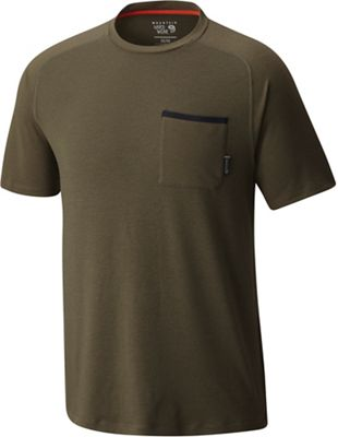 Mountain Hardwear Men's Coolhiker AC SS Tee