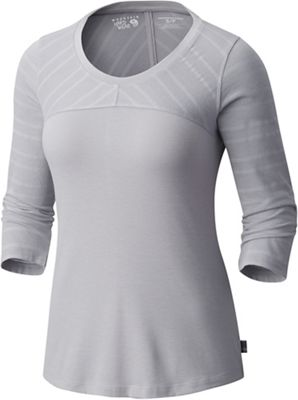 Mountain Hardwear Women's Everyday Perfect AC Three-Quarter Tee