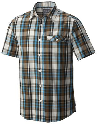 Mountain Hardwear Men's Farthing SS Shirt
