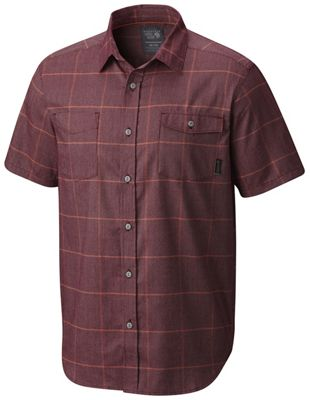 Mountain Hardwear Men's Landis SS Shirt