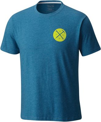 Mountain Hardwear Men's MTN Mechanic Crest Tee