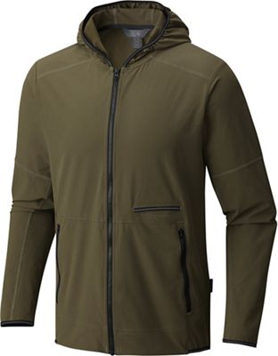 Mountain Hardwear Men's Speedstone Hooded Jacket