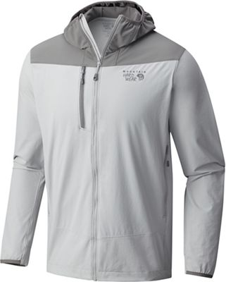 Mountain Hardwear Men's Super Chockstone Hooded Jacket