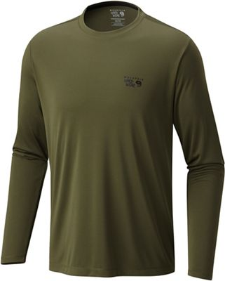 Mountain Hardwear Men's Wicked LS Tee