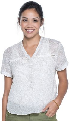 Toad & Co Women's Airbrush Pullover Shirt