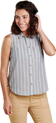Toad & Co Women's Airbrush SL Deco Shirt