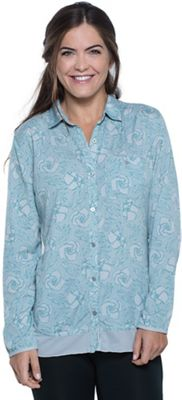 Toad & Co Women's DeBug Hike-Thru LS Shirt