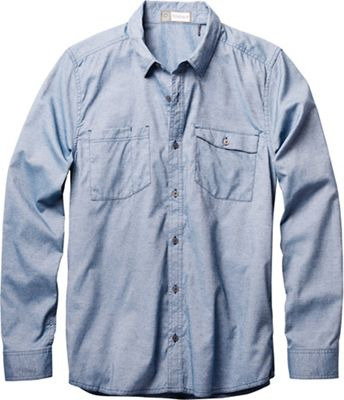 Toad & Co Men's DeBug Riverbound LS Shirt