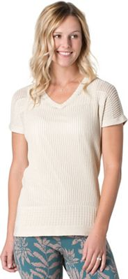 Toad & Co Women's Floreana SS Sweater