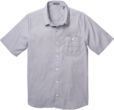 Toad & Co Men's Panorama Chambray SS Shirt
