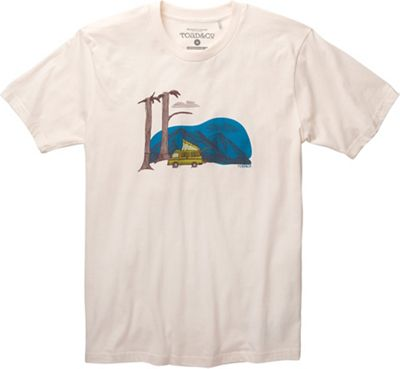Toad & Co Men's Ramblin' Van SS Tee