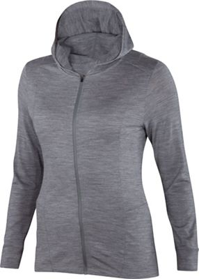 Ibex Women's VT Full Zip Hooded