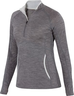 Ibex Women's W2 Zenith Half Zip Top