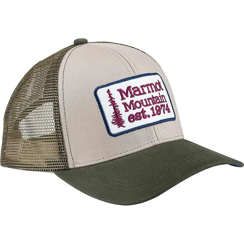 Marmot Retro Trucker Hat - Moosejaw 3c2256c6aad