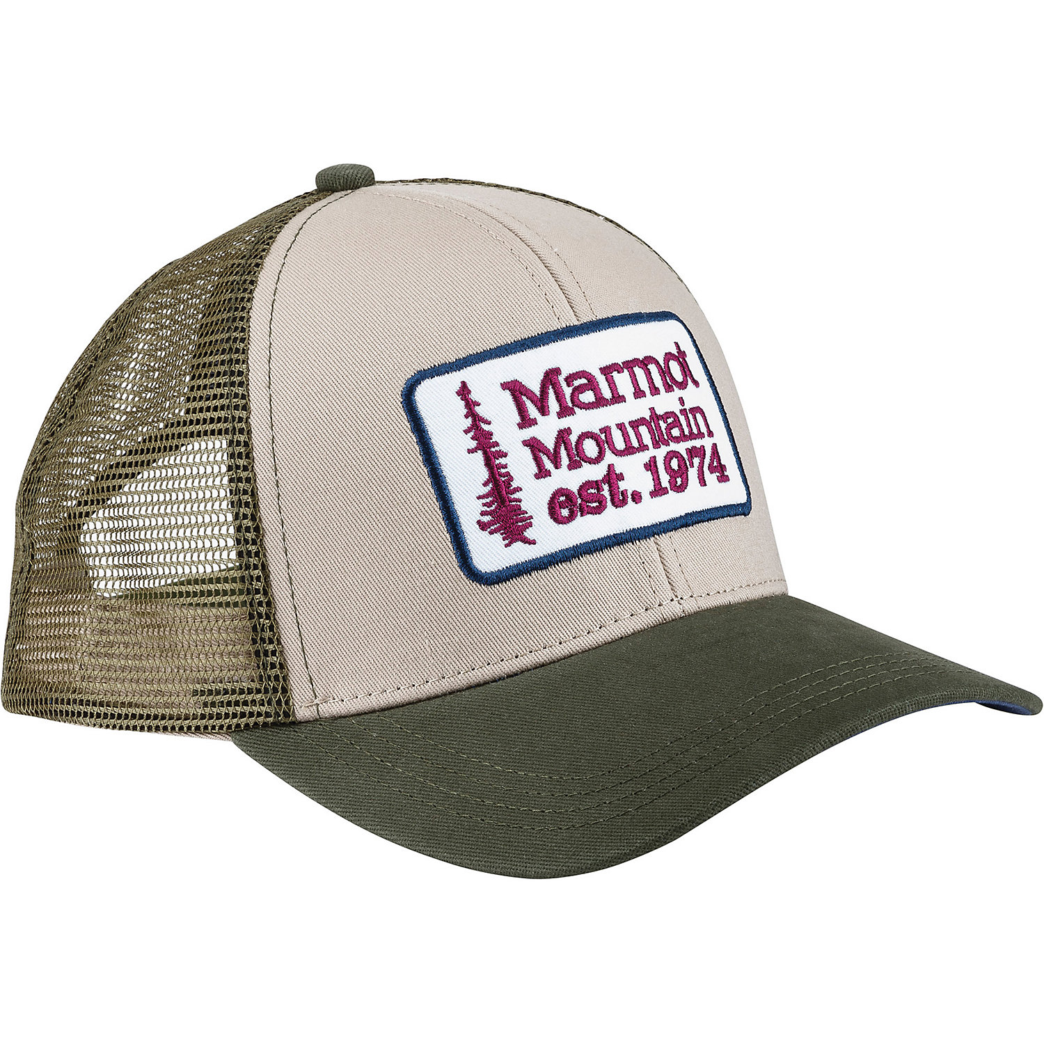 0fd61e3b600 Marmot Retro Trucker Hat. Double tap to zoom