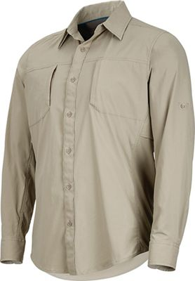 Marmot Men's Trient LS Shirt