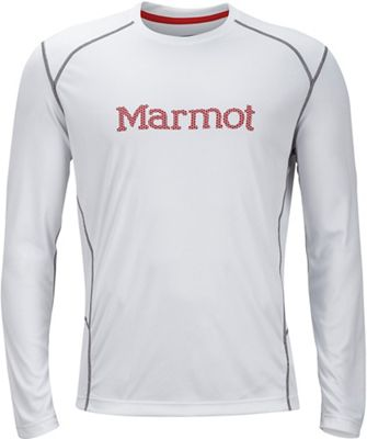 Marmot Men's Windridge with Graphic LS Top