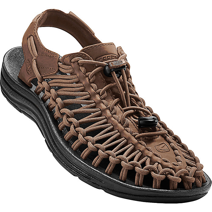 f36e1a656717 Keen Men s Uneek Leather Sandal - Moosejaw