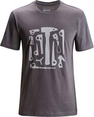 Black Diamond Men's Big wall Tool SS Tee